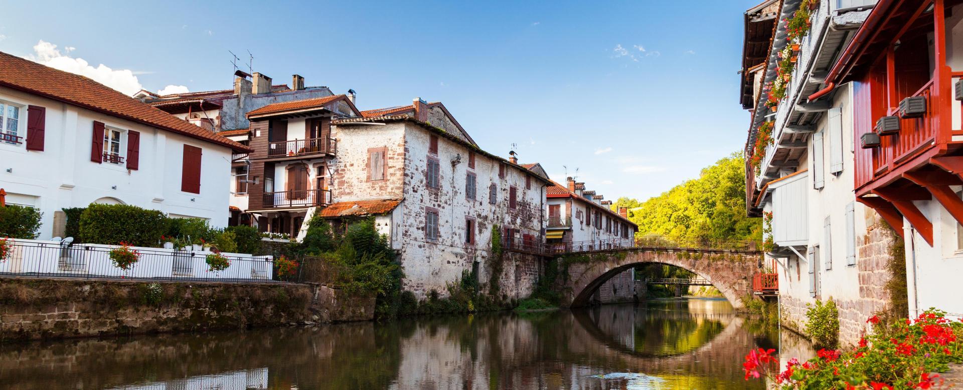 Voyage à pied : Gr10 : de hendaye à saint-jean-pied-de-port (1)