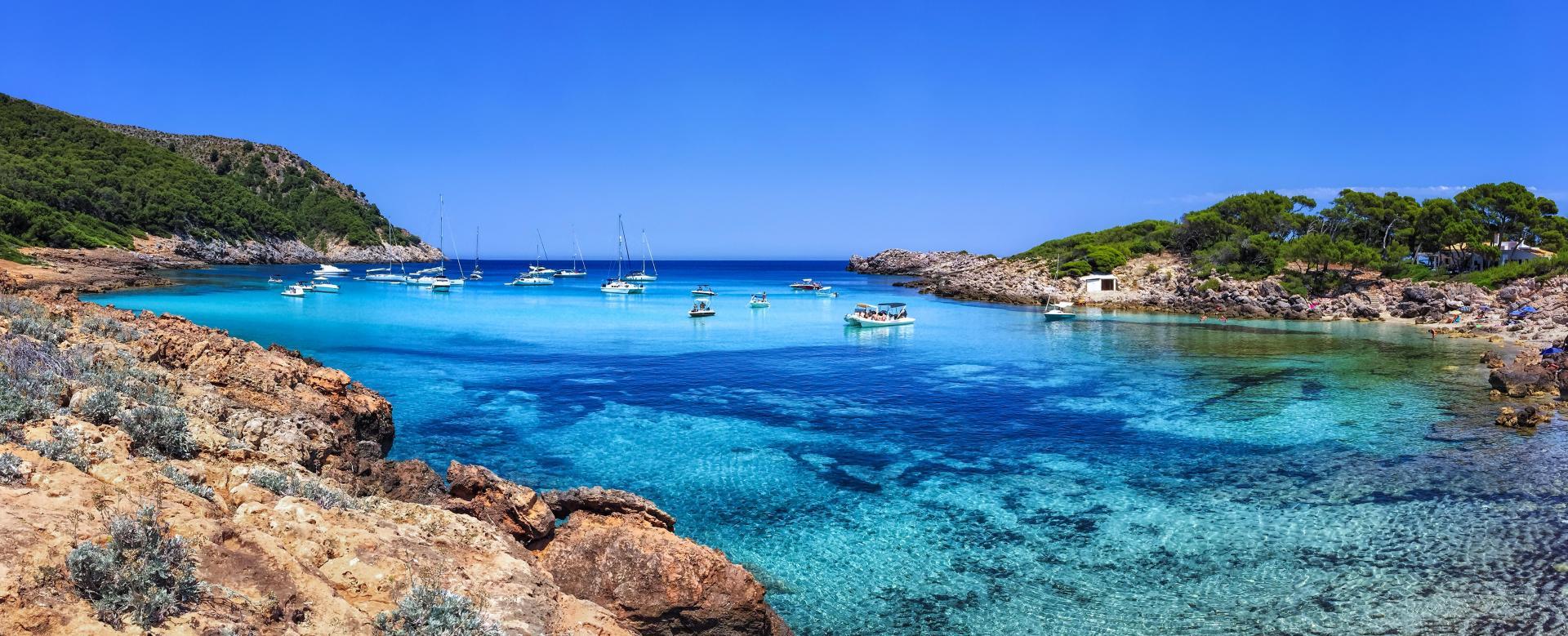 Voyage à pied Espagne : Minorque, secret de la méditerranée
