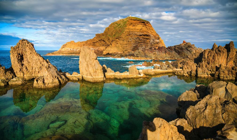 Image Madère par la côte sauvage