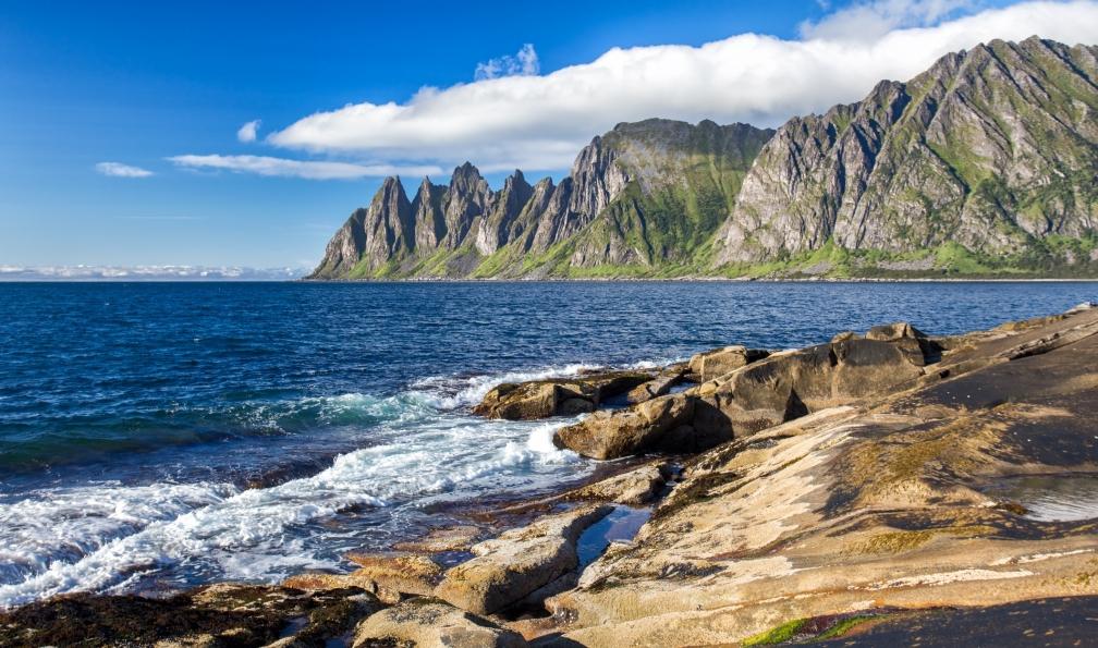 Image D'île en île à vélo jusqu'aux lofoten