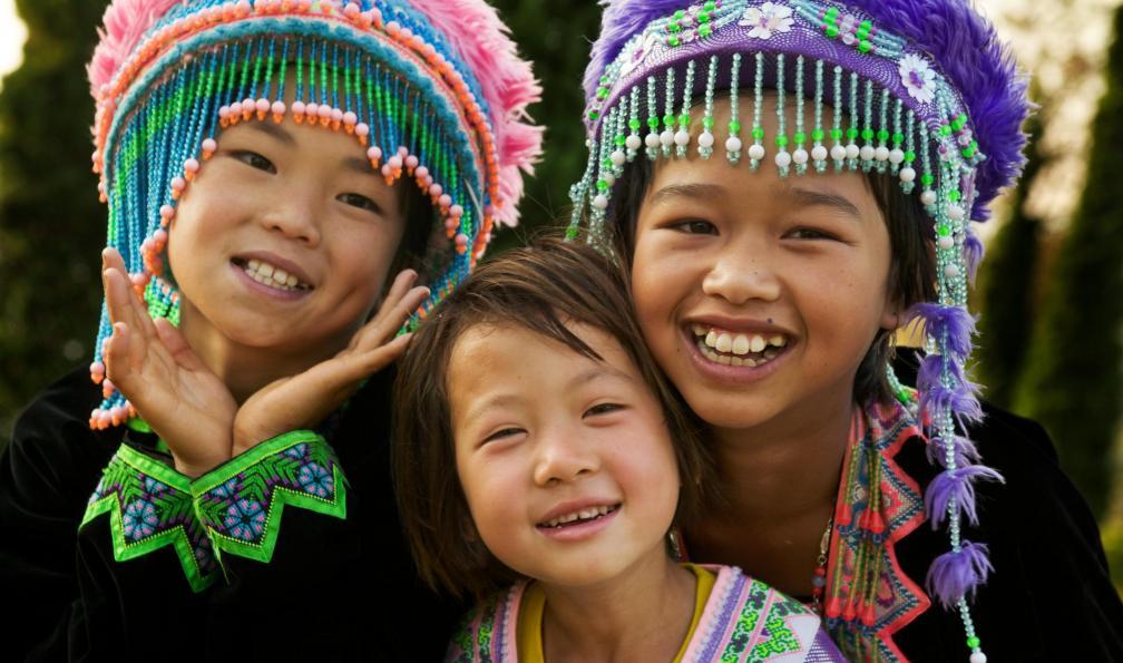 Image Tribus cachées du nord-laos
