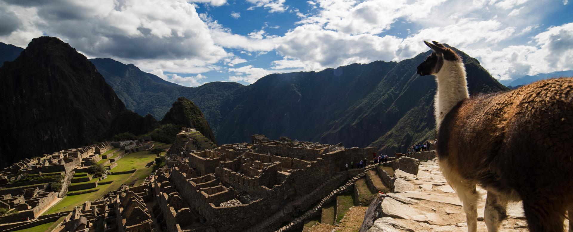 Voyage à pied : Le chemin de l\'inca