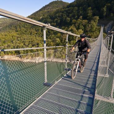 Vélo et rando au pied du Vercors