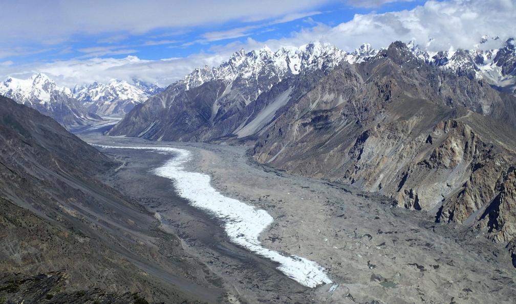 Image Karakorum highway : nanga parbat et vallée hunza