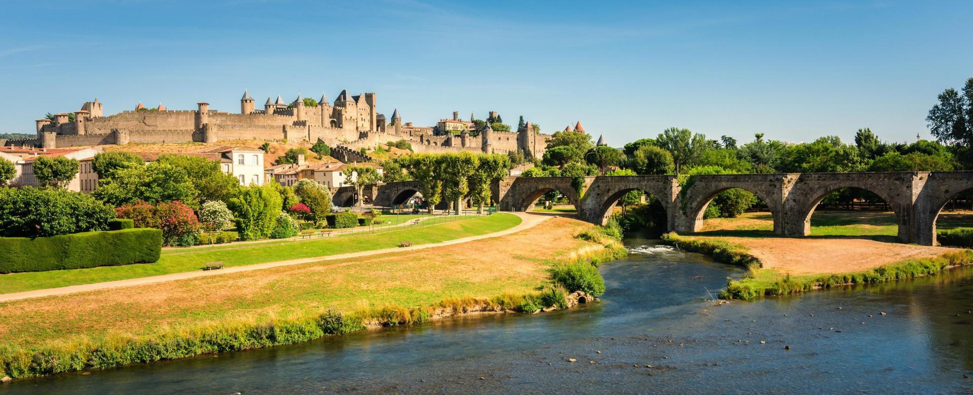 Voyage en véhicule France : Le canal du midi à vélo