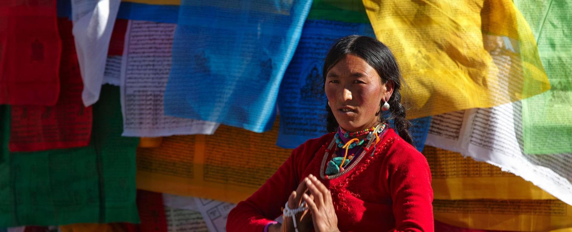 Voyage à pied : Au pays des khampas