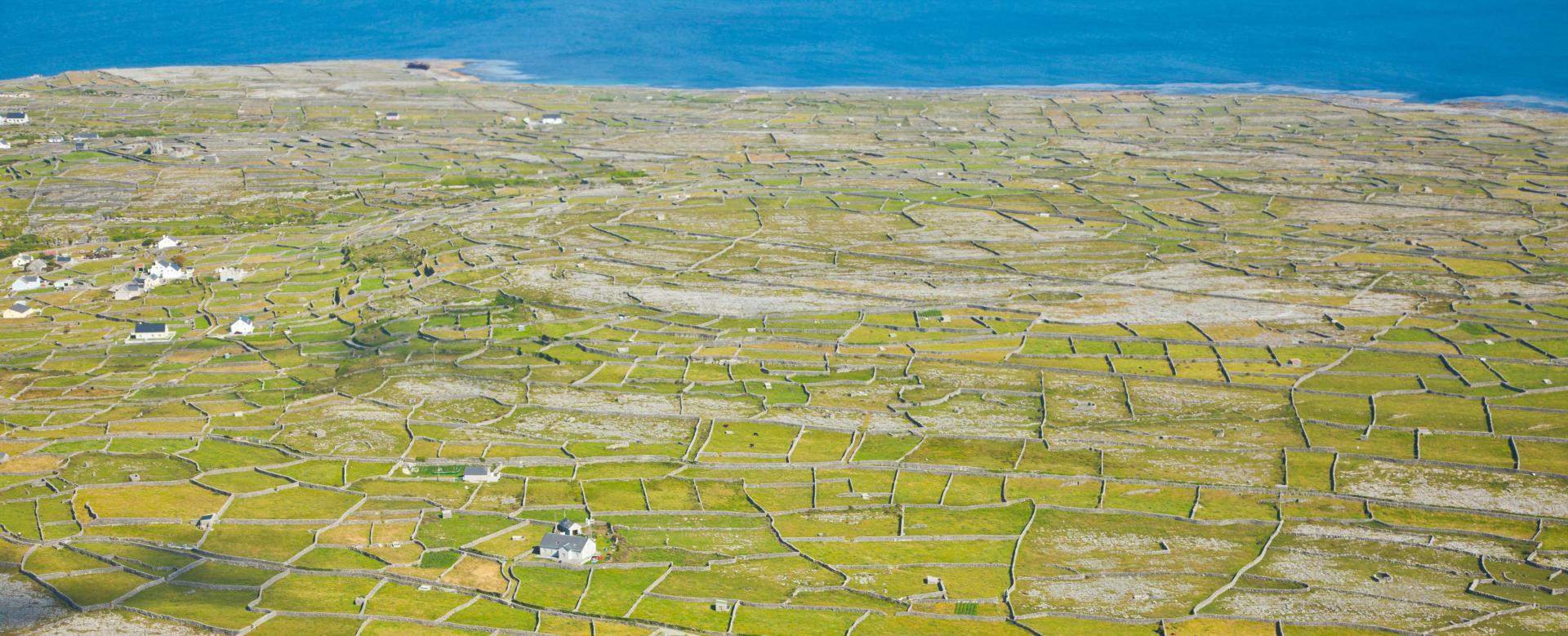 Voyage à pied : Le connemara et ses îles en 8 jours