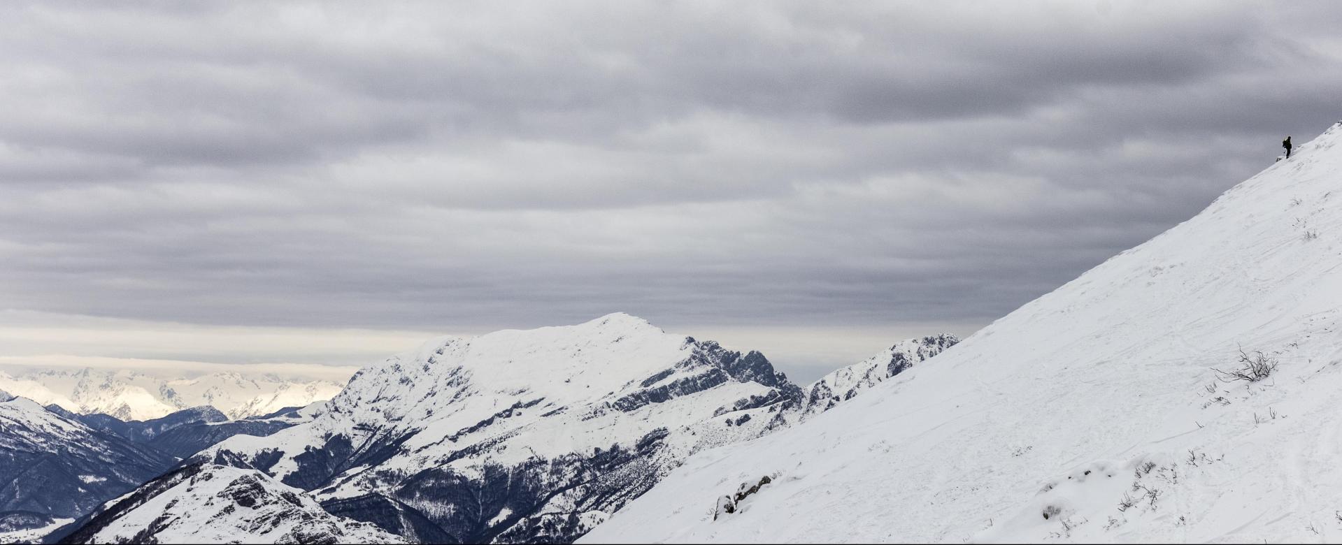 Voyage en raquette Iran : Le damavand à skis