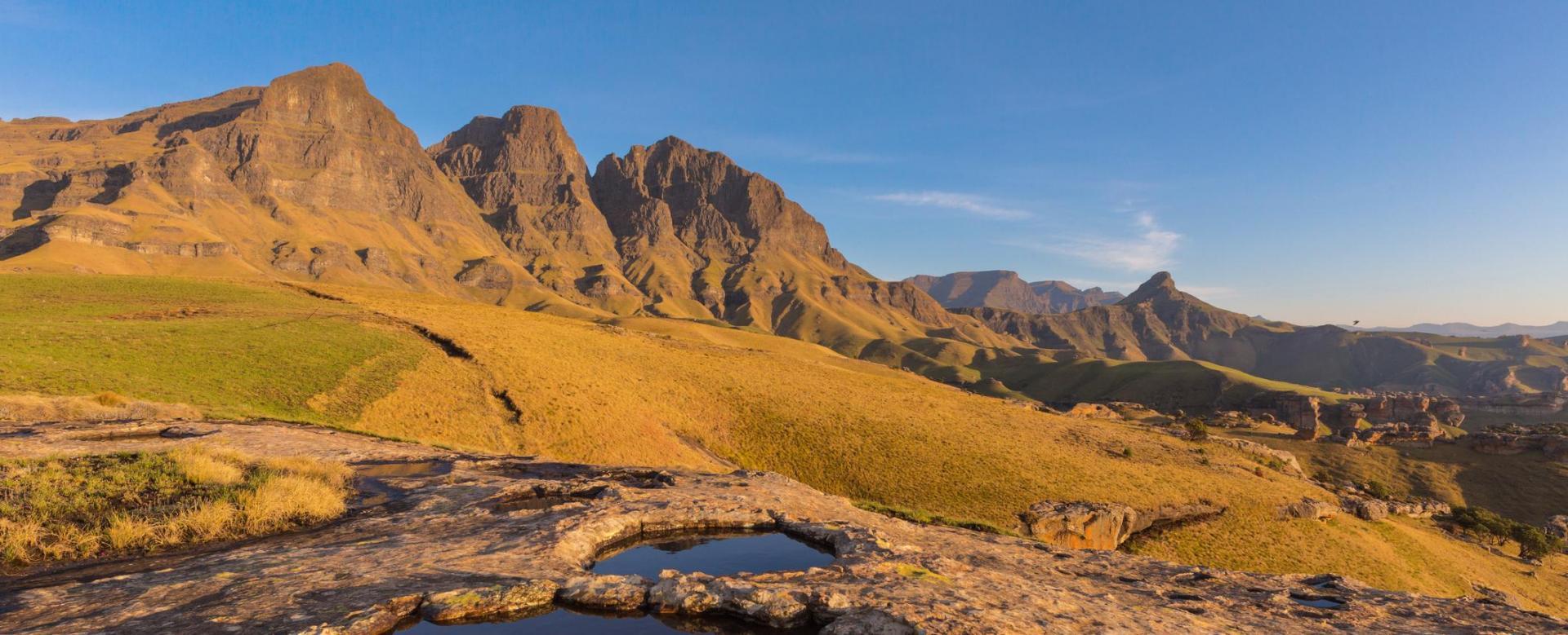 Voyage à pied : Dubai : Les montagnes du dragon