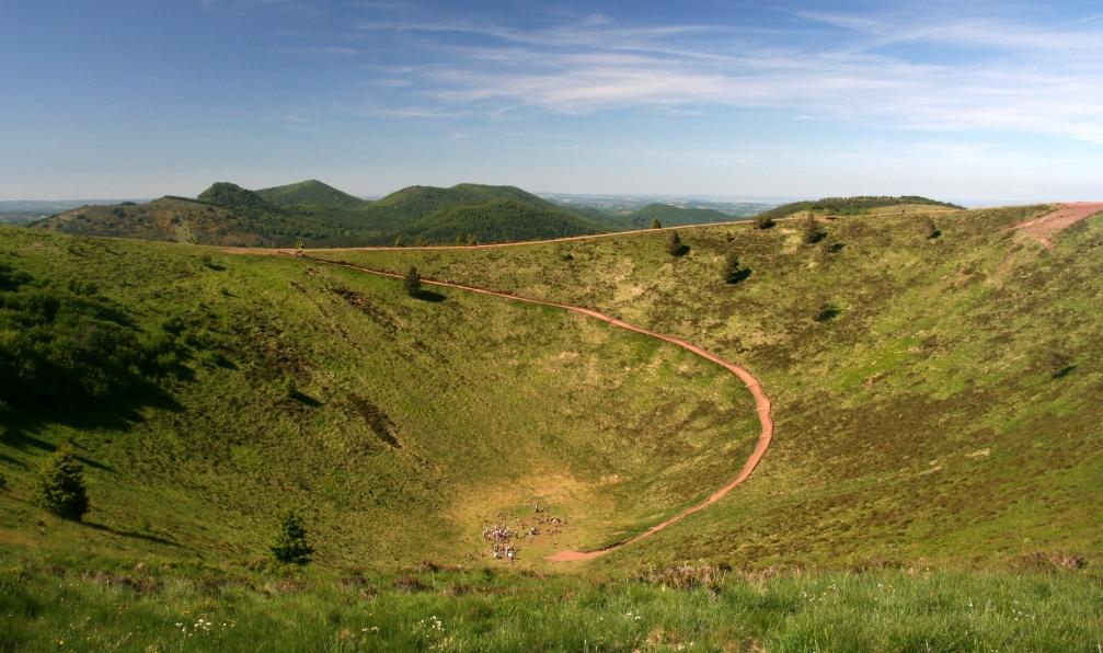 Image Gtmc 1 : du puy-de-dôme au massif du sancy