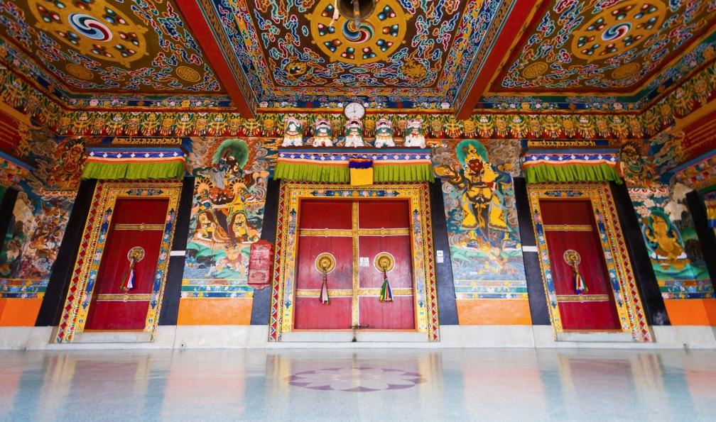 Image Sikkim, le trek du kangchenjunga
