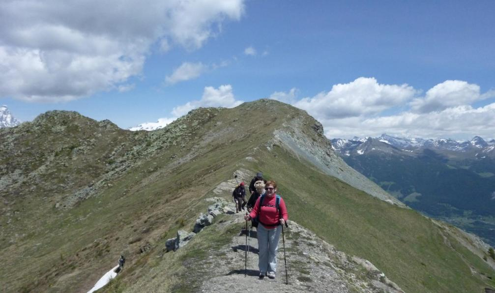 Image Alpes italiennes et cervin