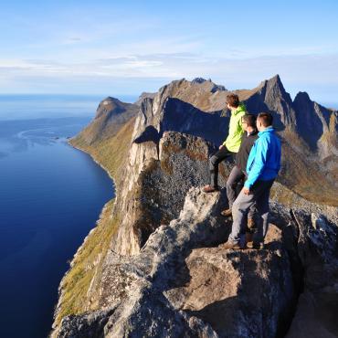 Archipels du Nord: Senja, Vesterålen et Lofoten
