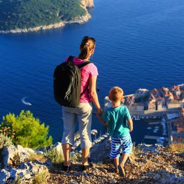 Les joies de l'Adriatique