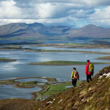 De l'île de Clare au Connemara