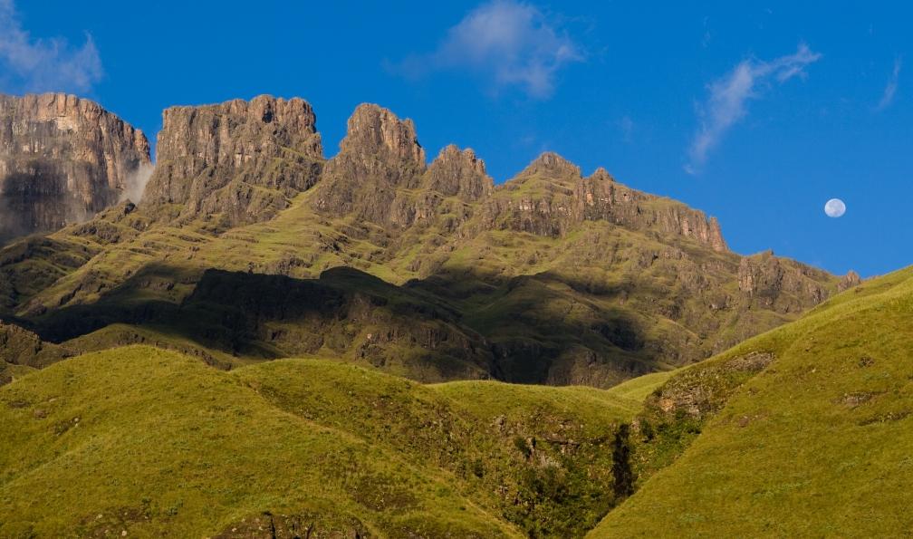 Image Les montagnes du dragon