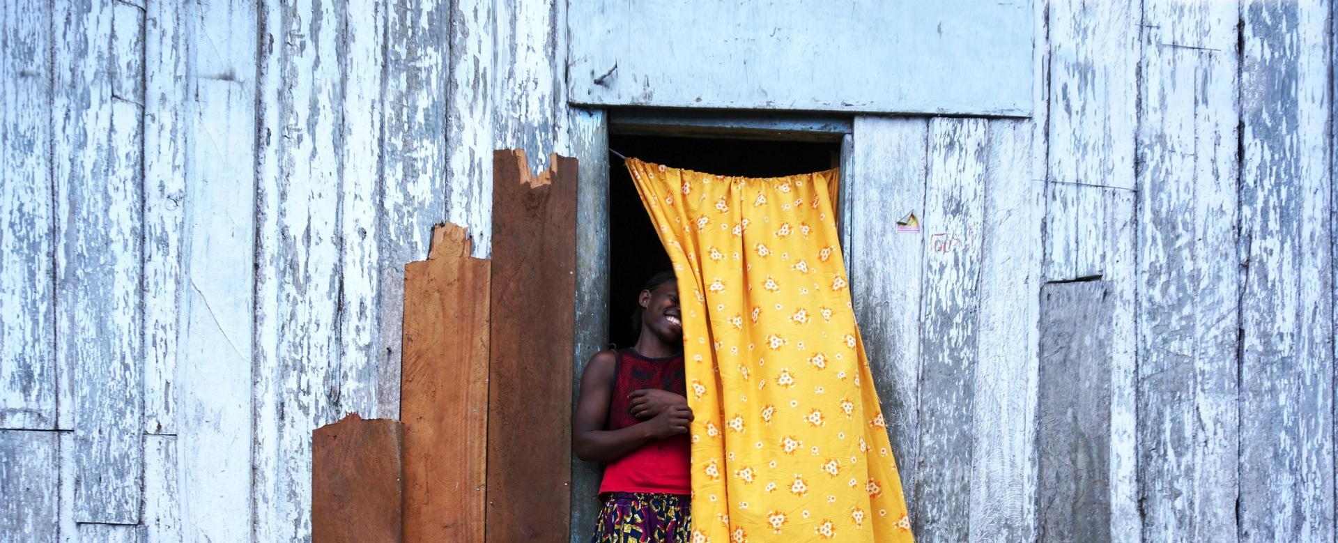 Voyage à pied : L'île cacao