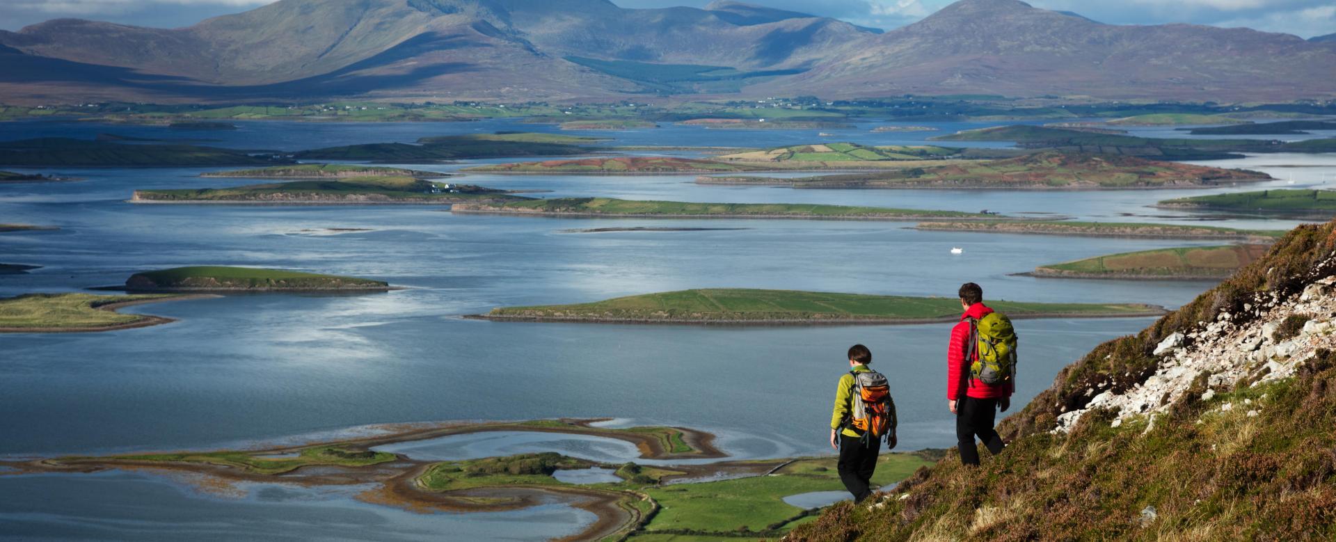 Voyage sur l'eau : Magie de l\'ouest irlandais