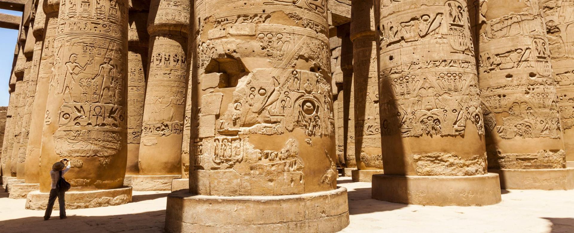 Voyage sur l'eau : Sur le chemin des pharaons