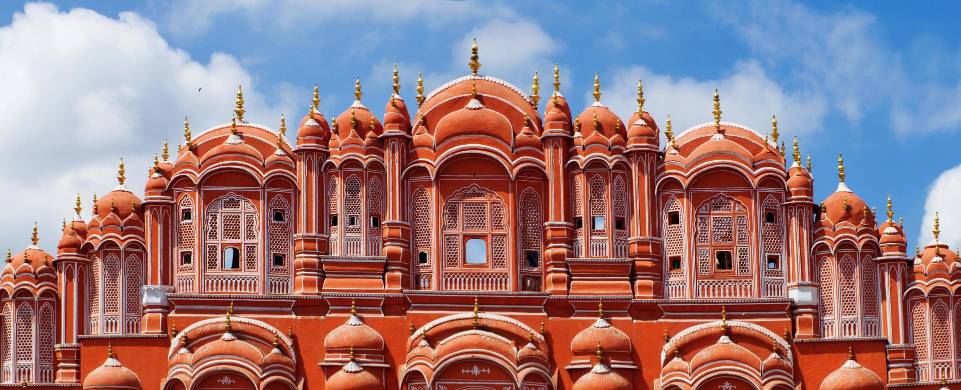 Voyage à pied : Rajasthan : ville rose, ville blanche