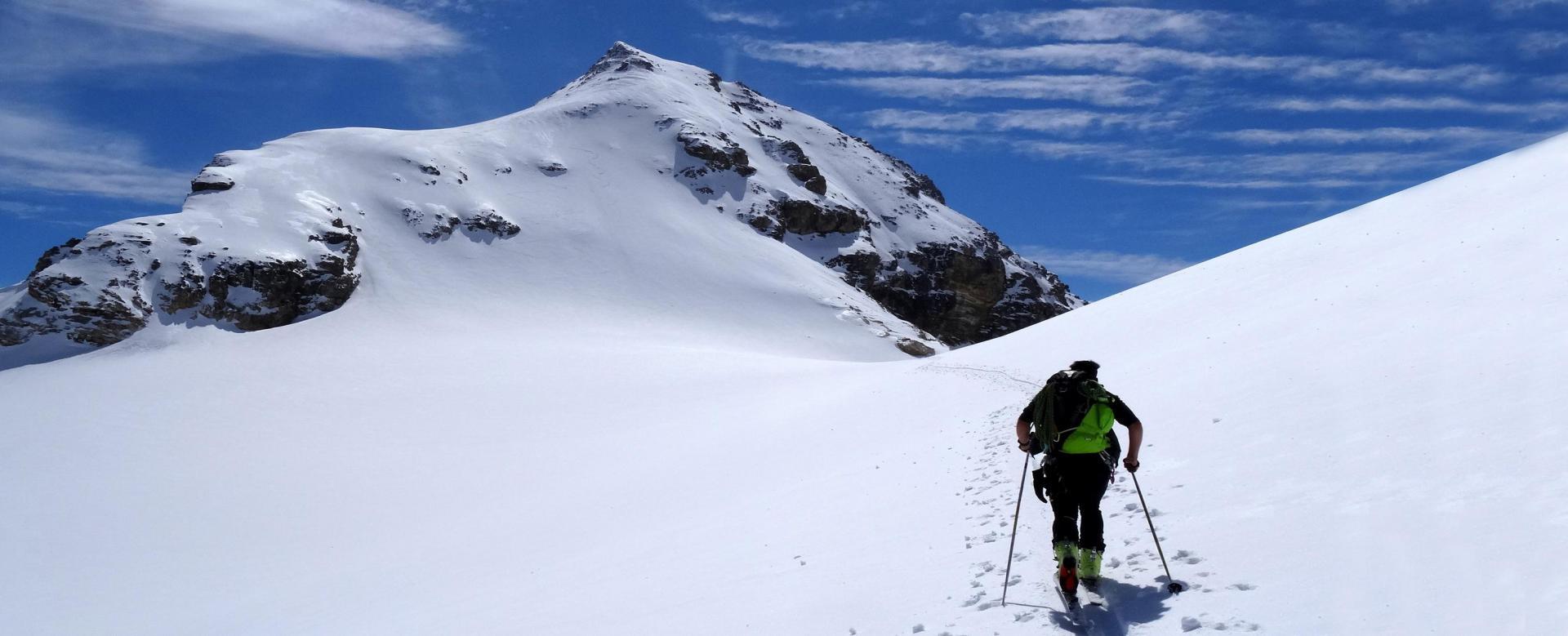 Voyage à pied : La haute route de la vanoise