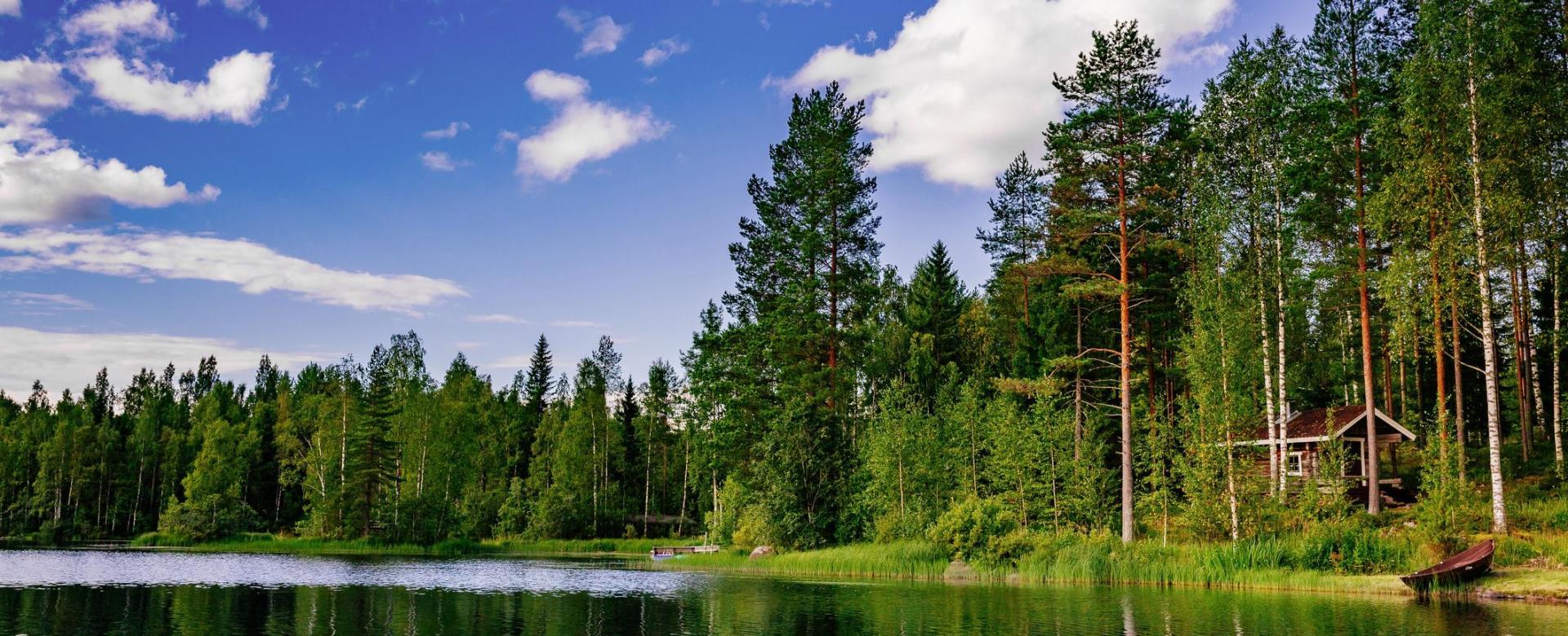 Voyage à pied : Laponie active en cabane de trappeur