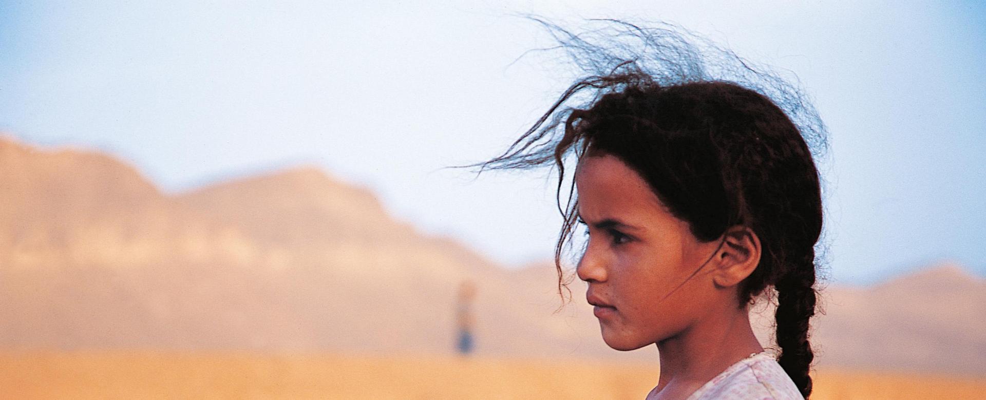 Voyage à pied : Enfants dans les bougmez