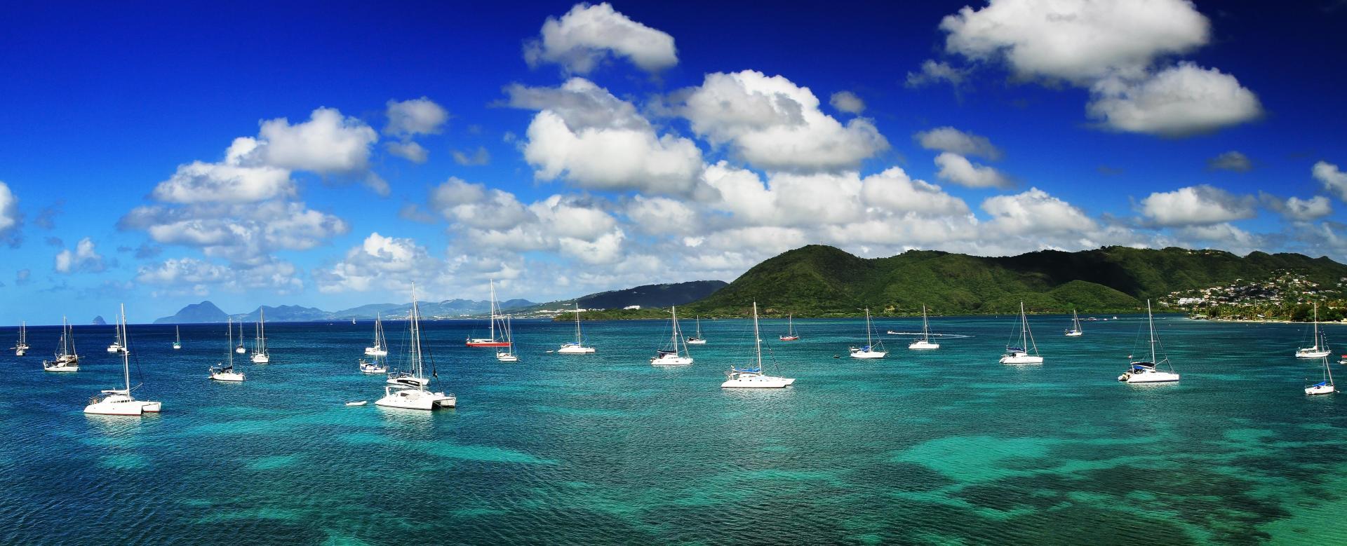 Voyage à pied Martinique : Montagnes et caraïbes