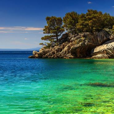 La Croatie entre sable et nature