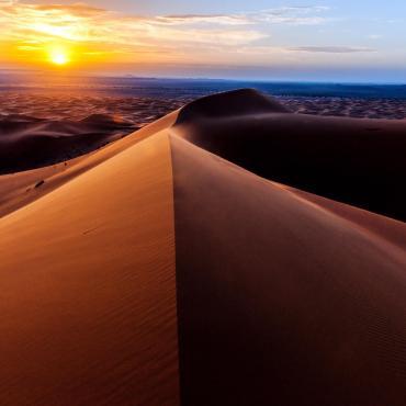 Du Sarhro au Sahara