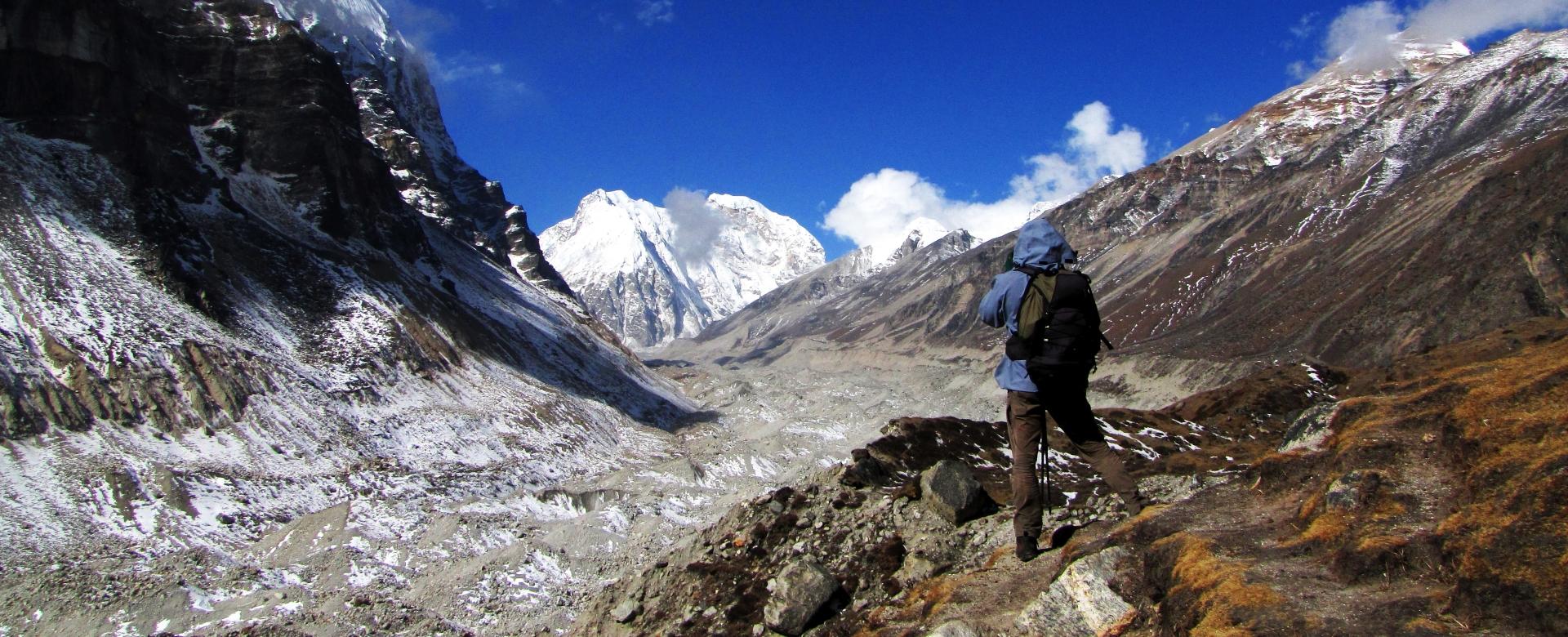 Voyage à pied : Nepal : Du kangchenjunga au makalu