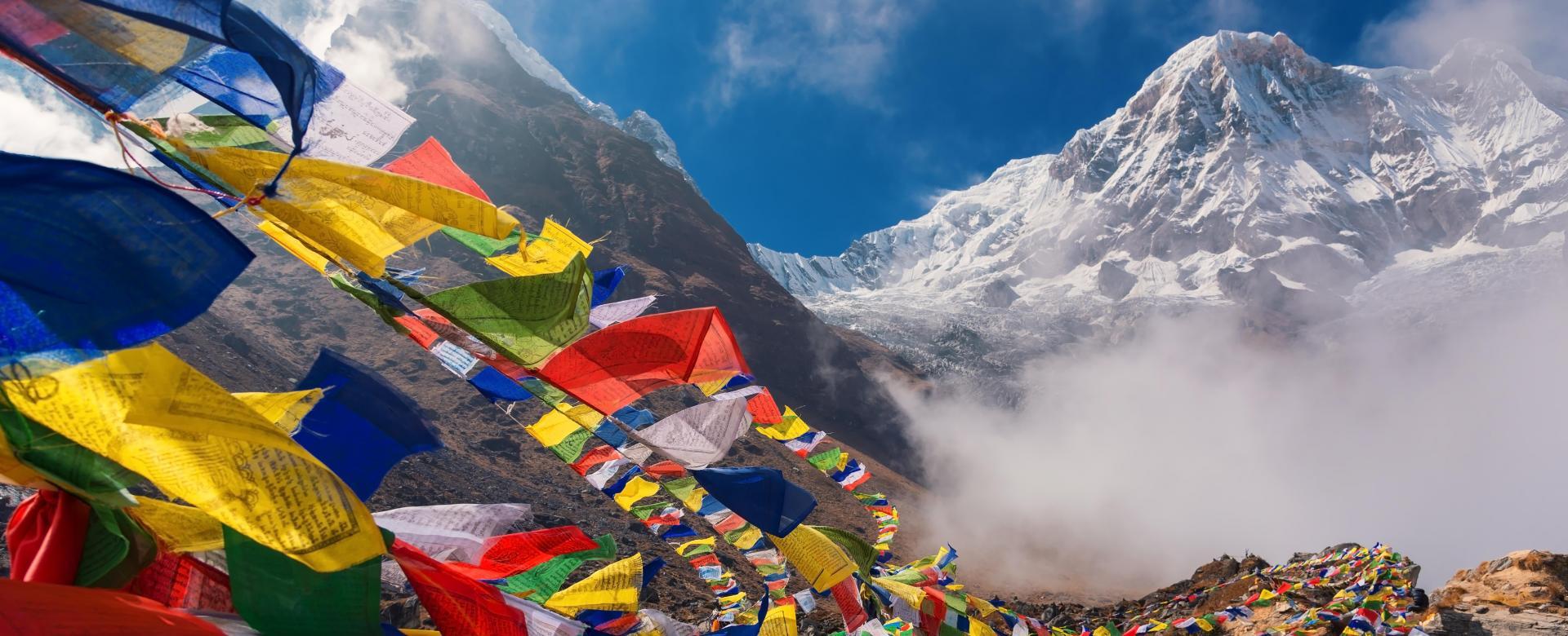 Voyage à pied : Nepal : Le grand tour des annapurnas