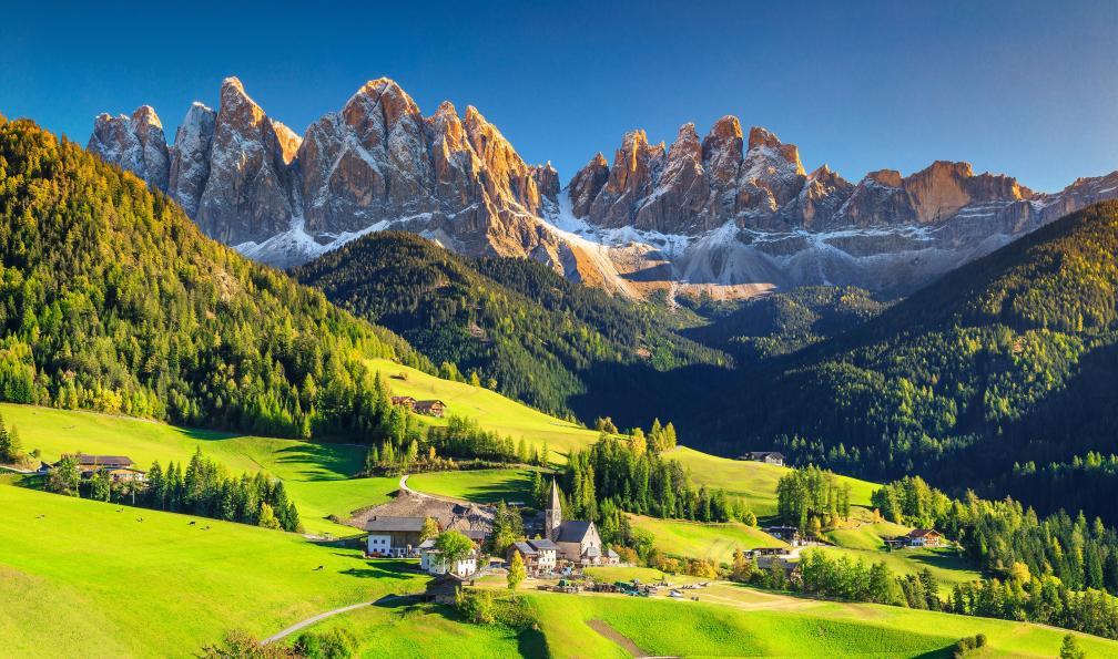 Dolomites : randonnée et traversée des Dolomites en Italie ...