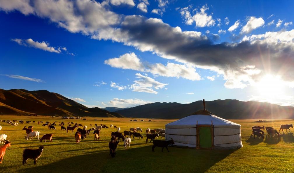 Image Nomades, steppes et désert de gobi