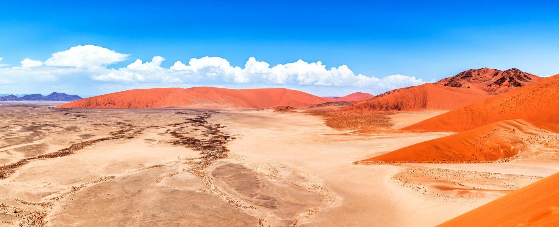 Voyage à pied : Le tour de namibie en 13 jours