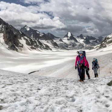 La haute route Chamonix-Zermatt