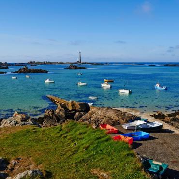 Lagons et fjords bretons