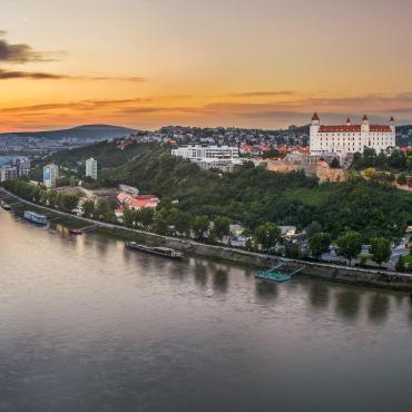 Les joyaux des Carpates, de Bratislava à Prague