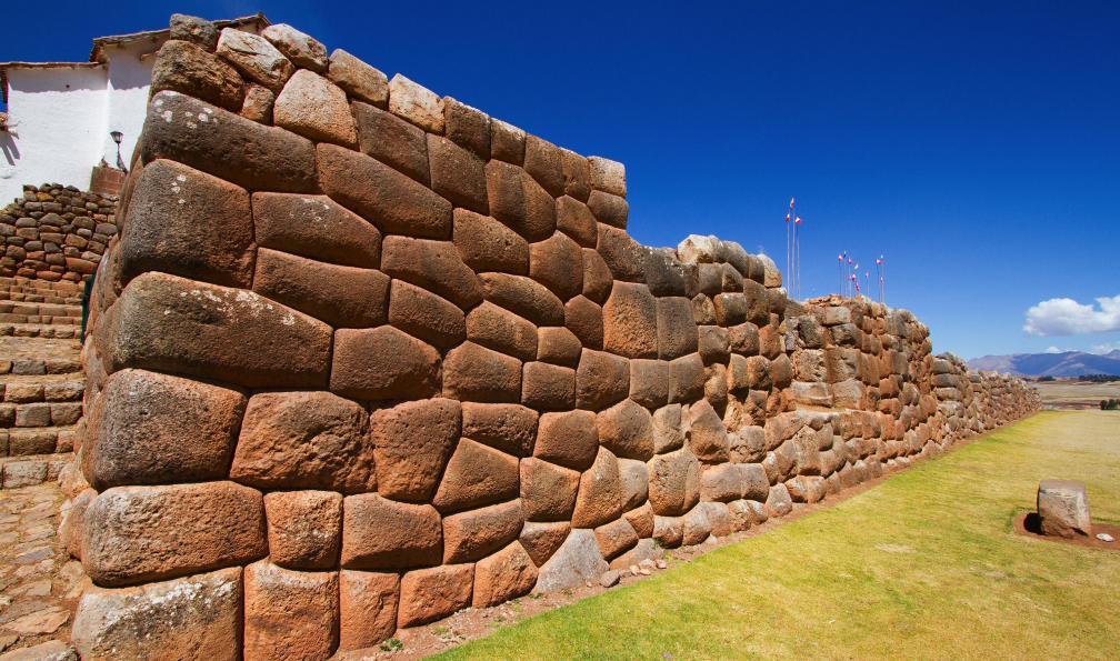 Image Au pays de l'inca