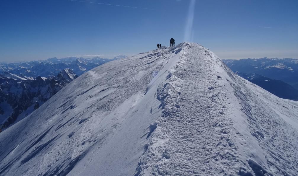 Image Ascension du mont-blanc