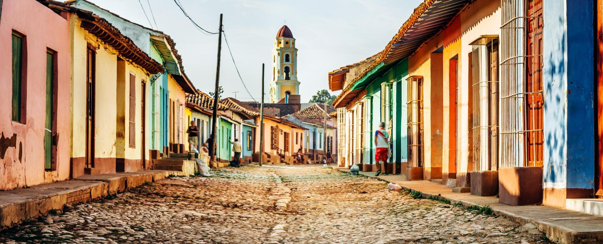 Voyage à pied Cuba : Rythmes caraibes