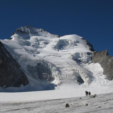 dome des ecrins ascension