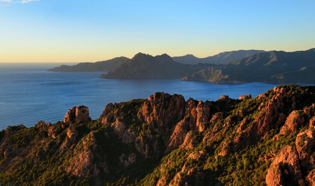 Image L'île corsaire