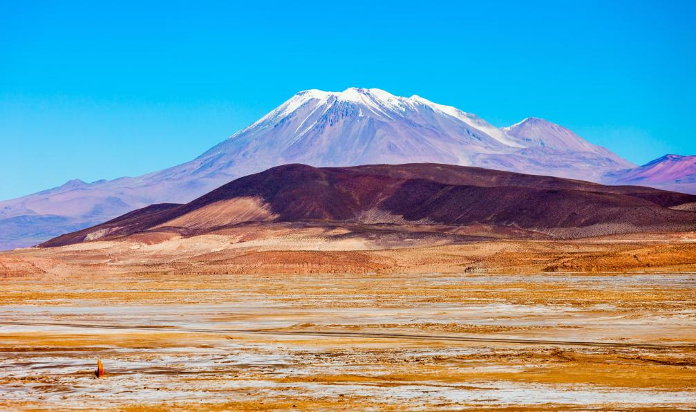 Image Atacama et île de pâques