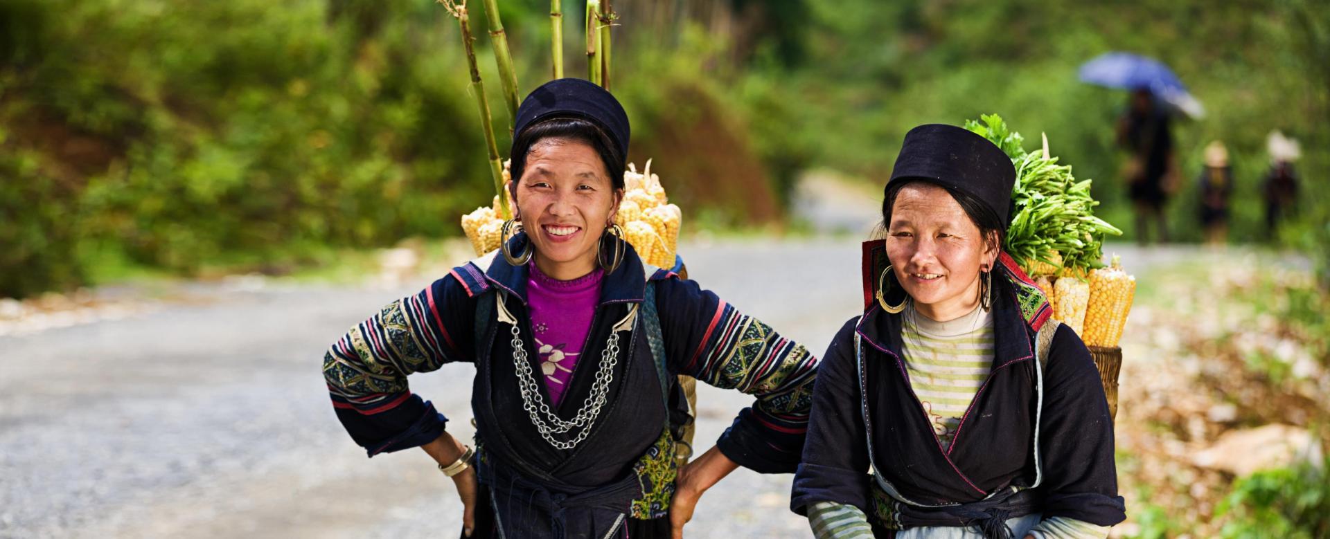 Voyage à pied : Sentiers secrets du nord-viêtnam