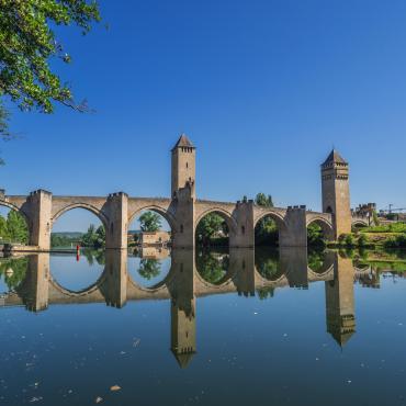 St-Jacques à vélo du Puy-en-Velay à Cahors