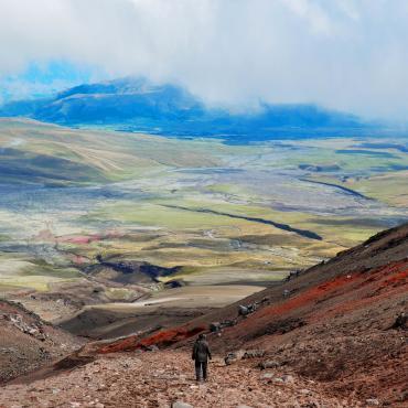 Randonnées en Equateur et Galápagos