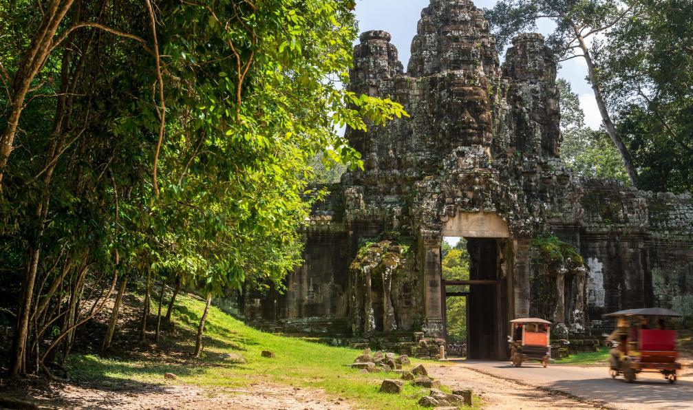Image Angkor, bokor et kirirom