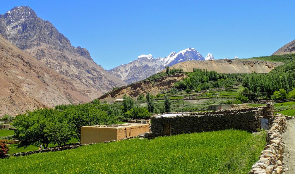 Image Le trek de shimshal et la vallée de la hunza