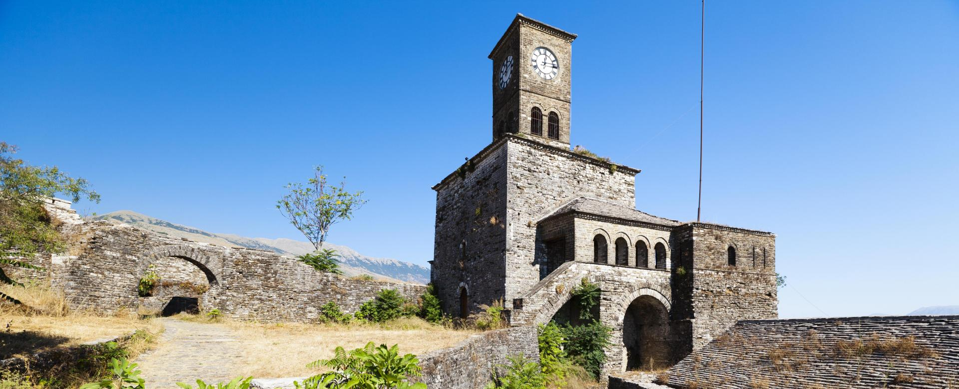 Voyage sur l'eau : Albanie : Des vallées alpines au rivage de la mer ionienne
